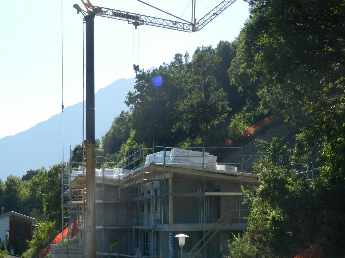 Construction villas mitoyennes